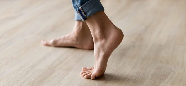 درباره قوس پا