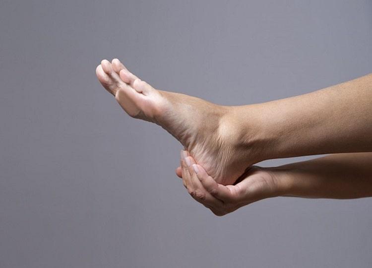 ایجاد درد پاشنه پا