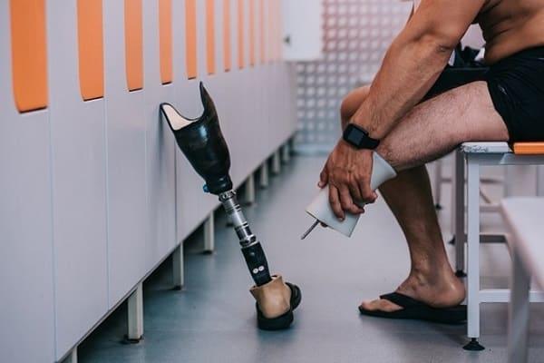 پای مصنوعی (پروتز پا)