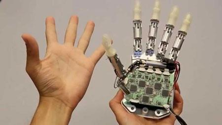 مشخصات دست مصنوعی هوشمند